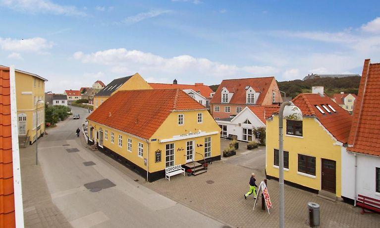 Hotel Marinella Lønstrup